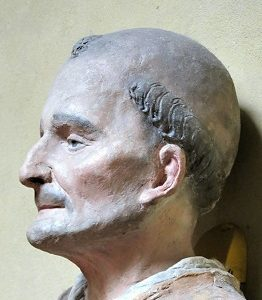 Sant'Antonino senza denti.